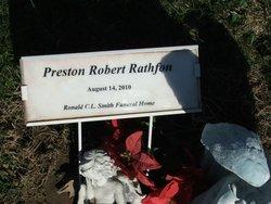 Preston Robert Rathfon