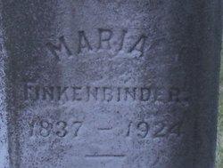 Anna Maria <I>Wert</I> Finkenbinder