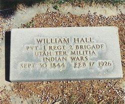 William Isaac Hall
