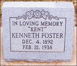 "Kenneth ""Kent"" Foster"