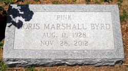 Doris <I>Marshall</I> Byrd