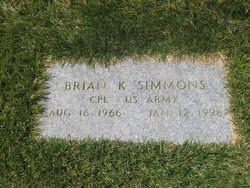 Brian Keith Simmons