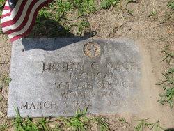 Ernest George Nagel Sr.