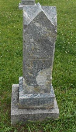 Ruth Ann <I>Mills</I> Warren