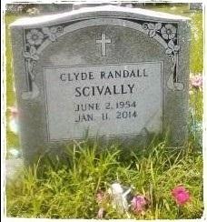 """Clyde Randall """"Randy"""" Scivally"""