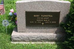 """Bert """"Bo"""" Tuinstra"""