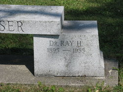 Dr. Ray H. Mouser