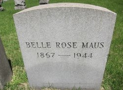 Belle Rose <I>Andrews</I> Maus