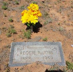 """Reginald Remus """"Reggie"""" Jobe"""