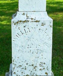 William Fitch