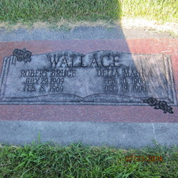 Delia Clara <I>McGinley</I> Wallace