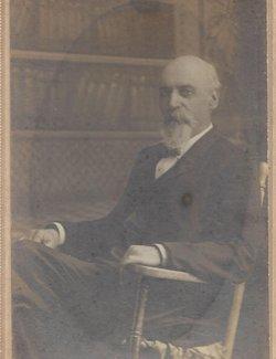 Judge Andrew Jackson Abernathy
