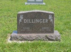Abbie <I>Baker</I> Dillinger