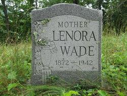 Lenora Hannah <I>Riddle</I> Wade