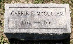 Carrie E. McCollam