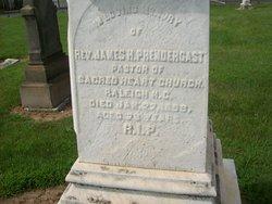 Rev James H. Prendergast