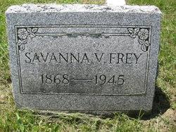 Savanna V. <I>Miller</I> Frey