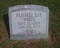 Russell Lee White
