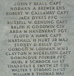 Capt Robert Waller Callaway