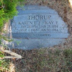 Kay Frieda Thorup