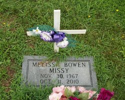 Melissa Manning <I>Hicks</I> Bowen