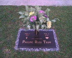 Pauline <I>Russ</I> Tripp