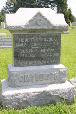 Susan Elizabeth <I>Fox</I> Craddock