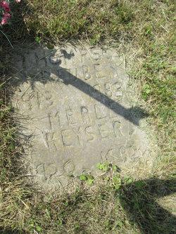 Marie <I>Keyser</I> Thompson
