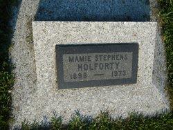 Mamie Stephens <I>Moorehead</I> Holforty