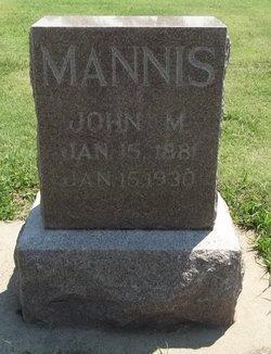 John Milo Mannis