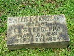 Sallie Virginia <I>Bagwell</I> England