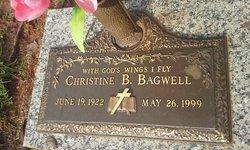 Christine <I>Barbour</I> Bagwell