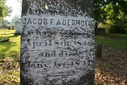 Jacob Franklin Aderhold