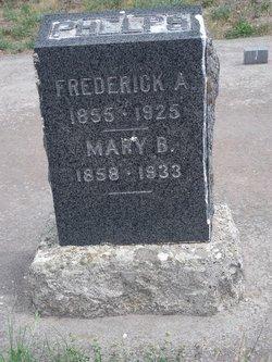 Mary Bell <I>Reed</I> Phelps