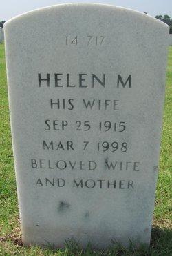 Helen M Bishop