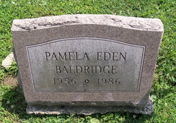 Pamela Kay <I>Eden</I> Baldridge