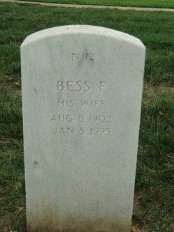 Bess F Cooper