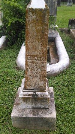 Clara Hamilton