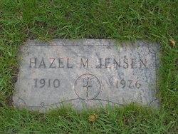 Hazel <I>Willis</I> Jensen