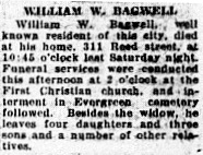 William Wiley Bagwell