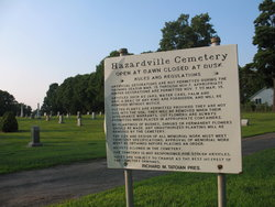 New Hazardville Cemetery