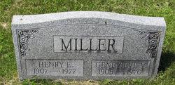 Genevieve V Miller