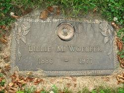 Lillie Maria Woelfer