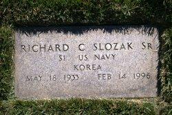 Richard C Slozak, Sr