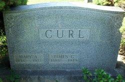 Mary A. <I>Minor</I> Curl