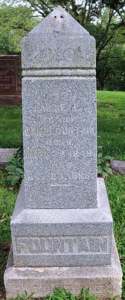Carrie Louisa <I>Fisher</I> Fountain
