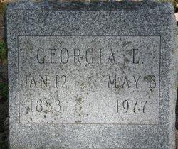 Georgia E Winship