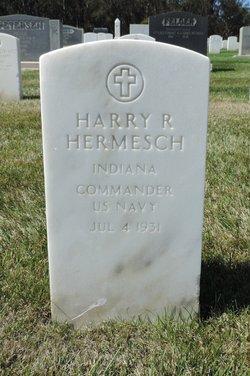 Harry R Hermesch