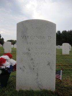Virginia D Bingham