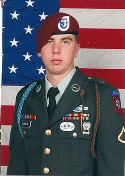 Sgt Sean Michael Durkin